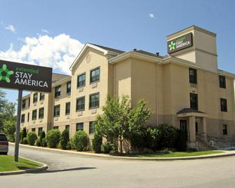 Extended Stay America - Boston - Tewksbury - Tewksbury - Building