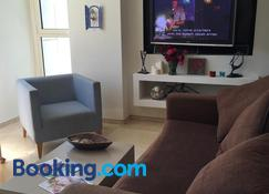 Raphael Apartments - Herzliya - Living room
