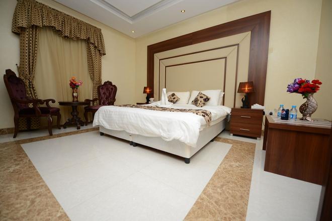 Hotelier Suites - Riyadh - Bedroom