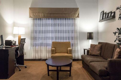 Rodeway Inn at Six Flags - Austell - Living room