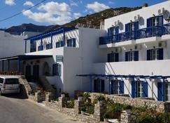 Adonis Hotel - Аполло - Здание