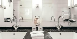Hotel Borg By Keahotels - เรคยาวิก - ห้องน้ำ