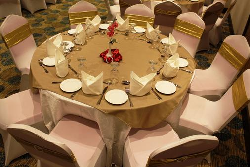 Best Western Plus Pearl Creek - Ντουμπάι - Αίθουσα συνεδριάσεων