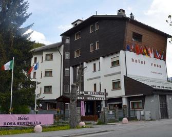 Hotel Rosa Serenella - Bardonecchia - Gebouw