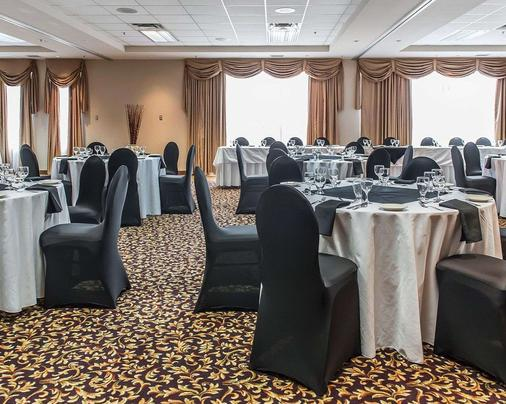 Quality Inn & Suites - Gatineau - Banquet hall