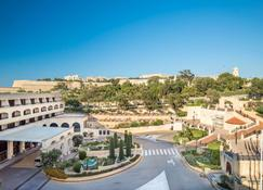 Grand Hotel Excelsior - Valletta - Bygning