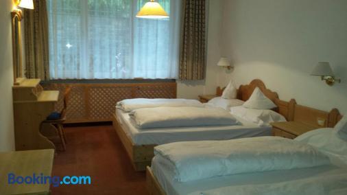 Residence La Selva - Selva di Val Gardena - Bedroom