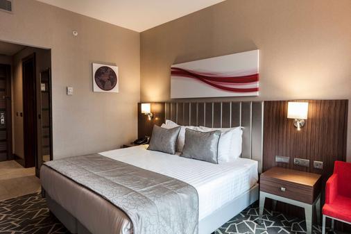 伊斯坦布爾阿利貝克華美達酒店 - 伊斯坦堡 - 臥室
