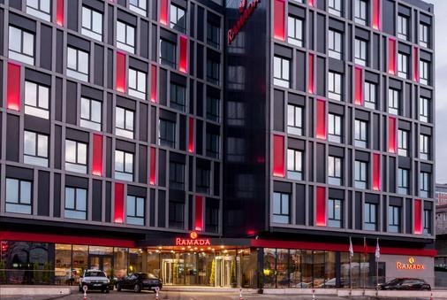 伊斯坦布爾阿利貝克華美達酒店 - 伊斯坦堡 - 建築