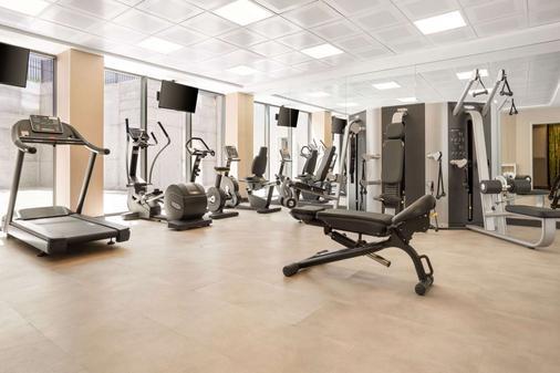 伊斯坦布爾阿利貝克華美達酒店 - 伊斯坦堡 - 健身房