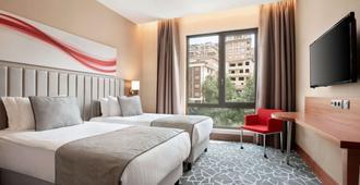 Ramada by Wyndham Istanbul Alibeykoy - איסטנבול - חדר שינה