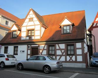 Gästehaus Engelgasse - Герцогенаурах - Building