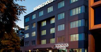 Rendezvous Hotel Perth Central - Perth - Building