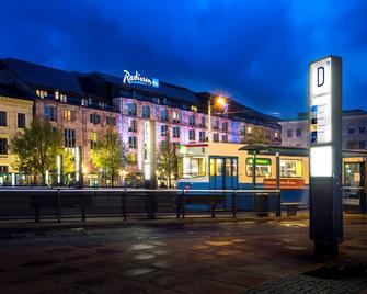 Radisson Blu Scandinavia Hotel, Gothenburg - Gothenburg - Building