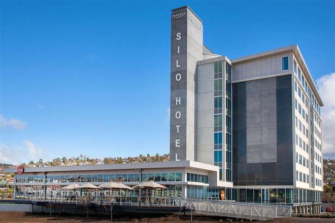 Peppers Silo Launceston - Launceston - Building