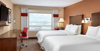 Four Points by Sheraton Regina - Regina - Bedroom