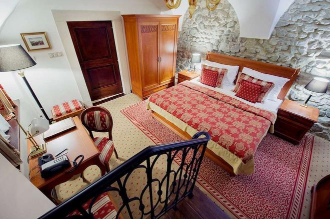 阿卡迪亞酒店 - 布拉提斯拉瓦 - 布拉迪斯拉發 - 臥室