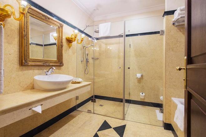阿卡迪亞酒店 - 布拉提斯拉瓦 - 布拉迪斯拉發 - 浴室