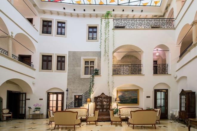 Arcadia Boutique Hotel - Bratislava - Lobby