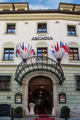 阿卡迪亞酒店 - 布拉提斯拉瓦 - 布拉迪斯拉發 - 建築