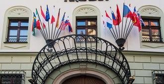 Arcadia Boutique Hotel - Bratislava - Gebäude