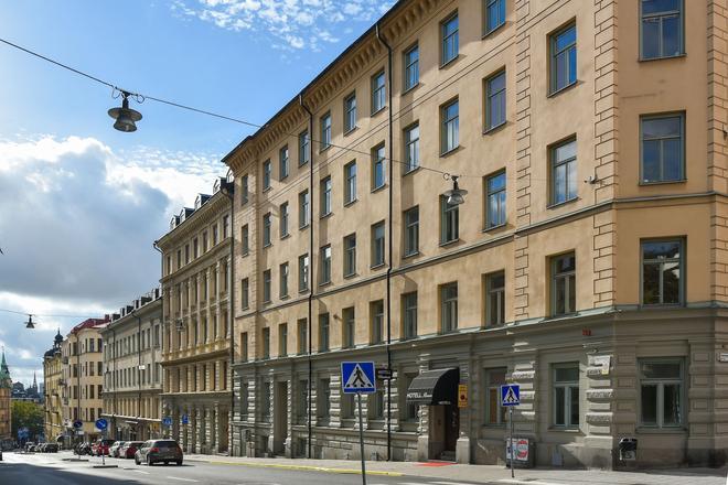 Hotel Bema - Stockholm - Building