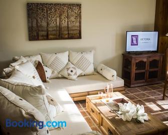Alojamientos Victoria S.L. - Sigüenza - Living room