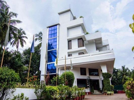 Oyo 881 Fort Gate - Guruvayoor - Building