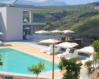 Delfim Douro Hotel - Lamego - Pool