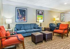 Comfort Inn Atlanta Downtown South - Atlanta - Lobby