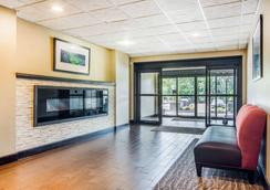 Comfort Inn Atlanta Downtown South - Ατλάντα - Σαλόνι ξενοδοχείου