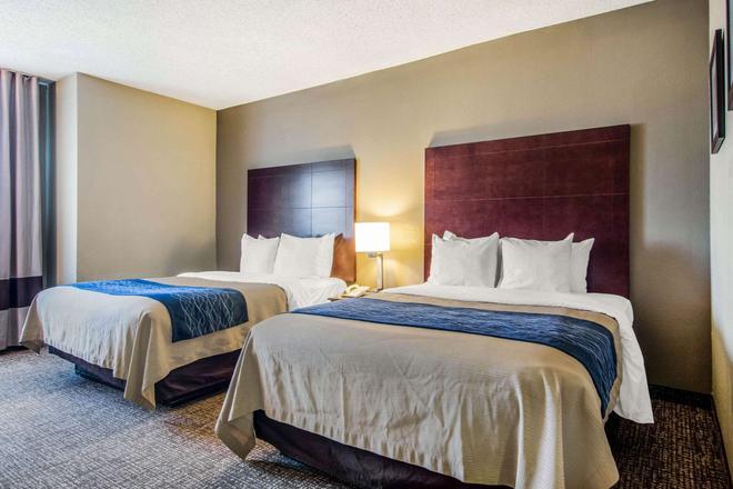Comfort Inn Atlanta Downtown South - Ατλάντα - Κρεβατοκάμαρα
