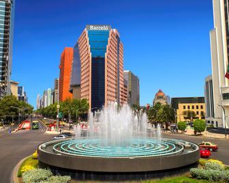 Barceló México Reforma - Mexiko-Stadt - Außenansicht