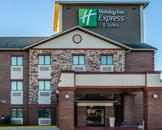 Holiday Inn Express & Suites Olathe South - Olathe - Building