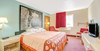 Super 8 by Wyndham San Antonio/Fiesta - San Antonio - Bedroom