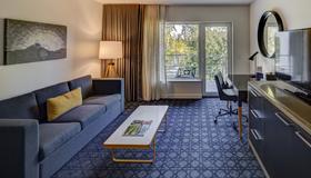 River's Edge Hotel - Portland - Olohuone