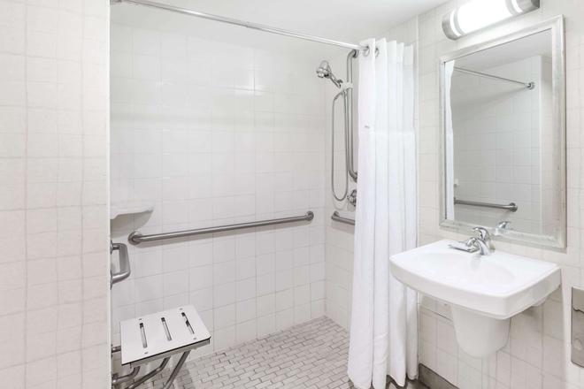 匹茲堡大學 中心(奧克蘭)假日酒店 - 匹茲堡 - 匹茲堡 - 浴室