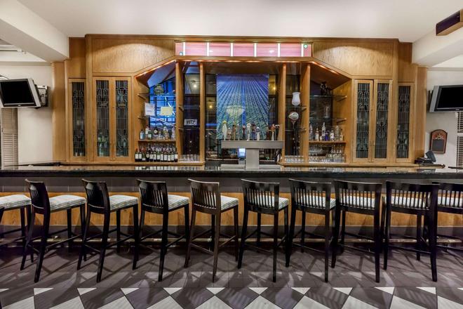匹茲堡大學 中心(奧克蘭)假日酒店 - 匹茲堡 - 匹茲堡 - 酒吧