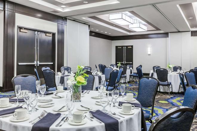 匹茲堡大學 中心(奧克蘭)假日酒店 - 匹茲堡 - 匹茲堡 - 宴會廳