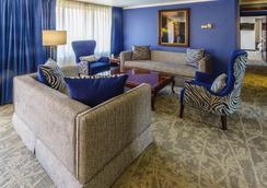 Ritz Apart Hotel - La Paz - Oleskelutila
