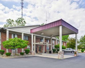 Americas Best Value Inn & Suites - Bluffton - Bluffton - Gebäude