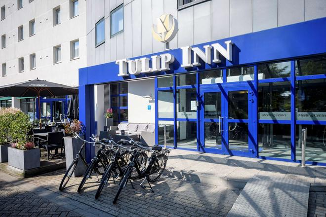 Tulip Inn Antwerpen - Antwerpen - Rakennus