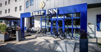 Tulip Inn Antwerpen - Antwerp - Building