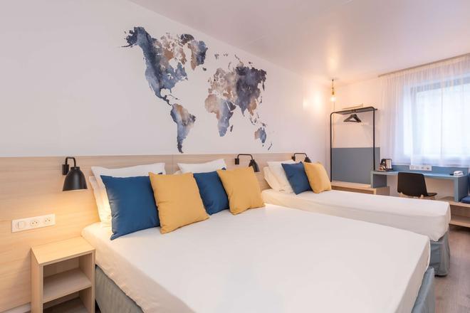 Tulip Inn Antwerpen - Antwerpen - Makuuhuone