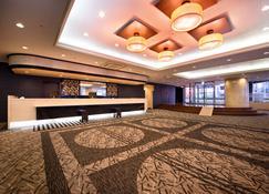 Apa Hotel Utsunomiya-ekimae - Utsunomiya - Front desk