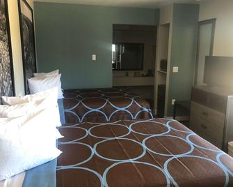 Super 8 by Wyndham Spring/North Houston - Spring - Bedroom