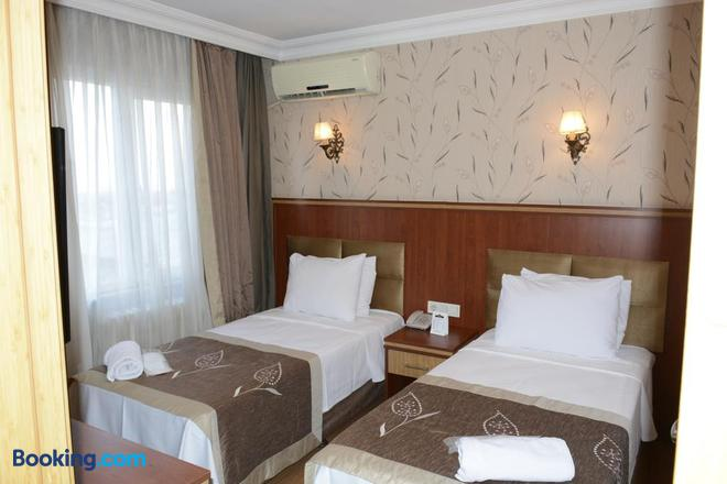 Hermanos Hotel - Istanbul - Bedroom