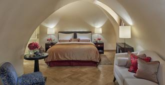 Mandarin Oriental, Prague - Praga - Sala de estar