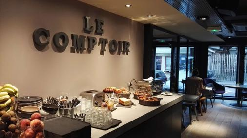 Campanile Nancy Centre - Gare - Nancy - Buffet