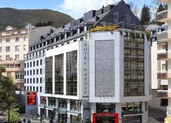 Hotel Padoue - Лурд - Будівля